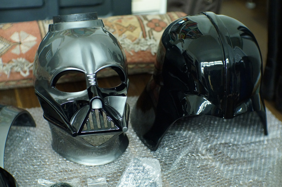 The Prop Den My Two Esb Vaders Wip
